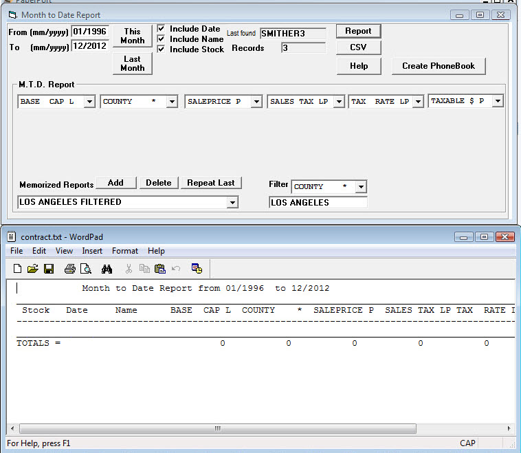 auto dealer software mtd1